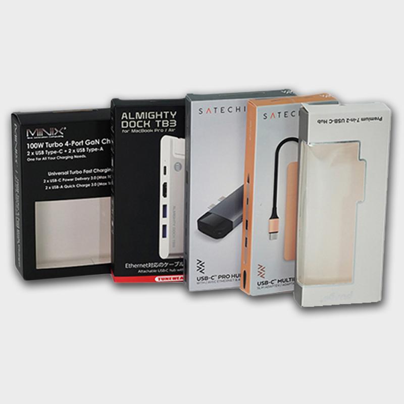 电子电器包装盒